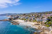 Ocean View Homes Overlook Moss Point in Laguna Beach