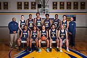 Laramie County Community College Men's Basketball Group Portrait