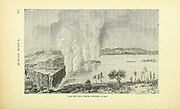 Victoria Fall, Zambesi [Zambezi] River From the book ' David Livingstone ' by Brice, A. H. M. (Arthur Hallam Montefiore), 1859-1927 Published by United Brethren Pub. House, Dayton, Ohio in 1880