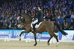 Verwimp Jorinde, (BEL), Tiamo <br /> Grand Prix Kur Vian Group WDM<br /> Vlaanderen Kerstjumping - Memorial Eric Wauters - <br /> Mechelen 2015<br /> © Hippo Foto - Dirk Caremans<br /> 28/12/15