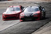 Henry 180, Road America in Elkhart Lake, Wisconsin. Stephen Leicht, Hattori Racing Enterprises, Toyota, Alex Labbe, DGM Racing