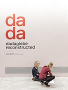 Switzerland, Zurich: Dada Exhibition at Kuntshaus