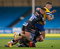 Bath Rugby's Cameron Redpath in action during todays match<br /> <br /> Photographer Bob Bradford/CameraSport<br /> <br /> Gallagher Premiership Semi-Final - Exeter Chiefs v Bath Rugby - Saturday 10th October 2020 - Sandy Park - Exeter<br /> <br /> World Copyright © 2020 CameraSport. All rights reserved. 43 Linden Ave. Countesthorpe. Leicester. England. LE8 5PG - Tel: +44 (0) 116 277 4147 - admin@camerasport.com - www.camerasport.com