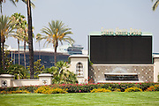 Santa Anita Park in Arcadia California
