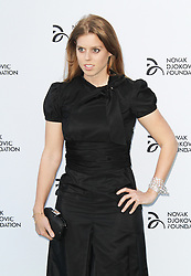 © Licensed to London News Pictures. Princess Beatrice of York at the Novak Djokovic Foundation London gala dinner, The Roundhouse, London UK, 08 July 2013. Photo credit: Richard Goldschmidt/LNP