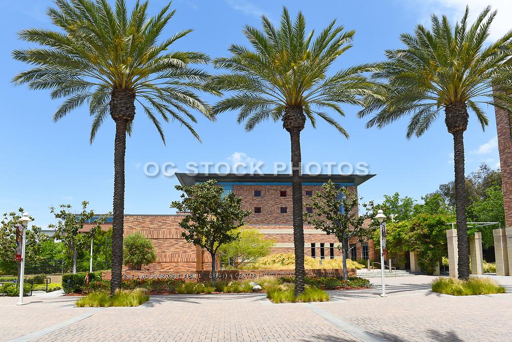 Merle and Marjorie Fish Interfaith Center on Campus of Chapman University