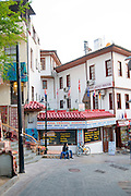 Turkey, Antalya, The old city The alleyways