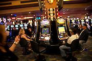 Casino near Regis, NY near the Canadian border