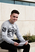 13/08/2019 Repro Free: Aaron Glynn Menlo (566 points) who hopes to do  Aeronautical Engineering In UL received his Leaving Certificate Results from Yeats College in Galway City. Photo:Andrew Downes, xposure.