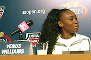 Venus Williams at The 2008 Arthur Ashe Kids' Day held at The USTA Bille Jean King National Tennis Center on August 23, 2008 in Flushing, NY