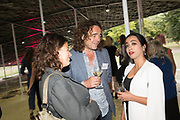 JAMIE BYNG, party to celebrate the longlist 2019 Booker prize for fiction. . Serpentine gallery.
