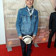 NLD/Amsterdam/20150828 - Filmpremiere Sheepan, regisseur Jacques Audiard