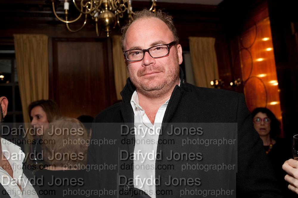 ALEX PROUD, Wallpaper Design Awards 2012. 10 Trinity Square<br /> London,  11 January 2011.