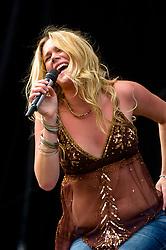Virgin V Festival Essex -  Joss Stone<br /> Sunday 21th August<br /> This Image is copyright Paul David Drabble