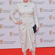 Jessica Curry Arrivers at the British Academy (BAFTA) Games Awards at Queen Elizabeth Hall, Southbank Centre  on 4 March 2019, London, UK.