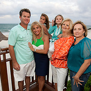 Brian Gay and Family