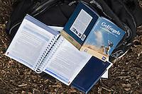VOORTHUIZEN - Regel- en Decisionboek .opleiding Regelcommissaris (clubreferee)  van de NGF (Nederlandse Golf Federatie). FOTO KOEN SUYK