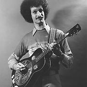 Slide guitarist Scott Colby  c. 1976