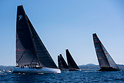 Corfu Challenge fleet, day one.