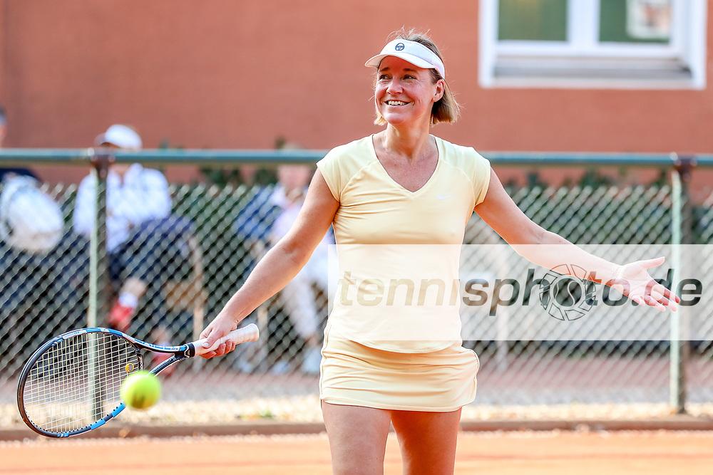 Corinna Kuhr-Korolev (Tennis-Club SCC Berlin), Grunewald Open 2018 - Senioren, Finals, Berlin, 16.09.2018, Foto: Claudio Gärtner