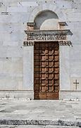 Basilica di San Frediano, church in Lucca, Tuscany, Italy