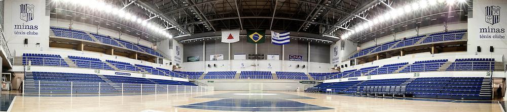 Belo Horizonte, 16 de agosto de 2010..Ensaio do Minas Tenis Clube, como formacao de novos atletas para as Olimpiadas de 2016...Foto: Bruno Magalhaes / Nitro