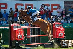 Diniz Luciana, POR, Fit For Fun 13<br /> Spruce Meadows Masters - Calgary 2017<br /> © Hippo Foto - Dirk Caremans<br /> 10/09/2017,