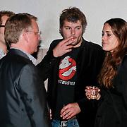 NLD/Amsterdam/20110324 - Opening Hers and His expositie van Eddy Zoey, Sander Lantinga en partner Tessel van der Lugt