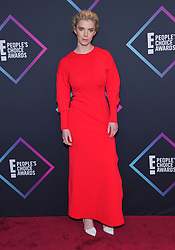 People's Choice Awards 2018 at Barker Hanger on November 11, 2018 in Santa Monica, CA. © O'Connor/AFF-USA.com. 11 Nov 2018 Pictured: Betty Gilpin. Photo credit: O'Connor/AFF-USA.com / MEGA TheMegaAgency.com +1 888 505 6342