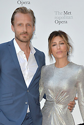 September 24, 2018 - New York, NY, USA - September 24, 2018  New York City..Jennifer Esposito attending Metropolitan Opera Opening Night at Lincoln Center on September 24, 2018 in New York City. (Credit Image: © Kristin Callahan/Ace Pictures via ZUMA Press)