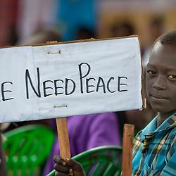 Peacebuilding, South Sudan