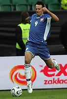 Fotball<br /> Treningskamp<br /> Kroatia v Polen<br /> 03.06.2006<br /> Foto: imago/Digitalsport<br /> NORWAY ONLY<br /> <br /> Maciej Zurawski (Polen)