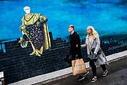 Berlin Wall, Germany. April/2018.
