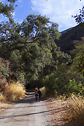 Ladies Exploring Silverado Canyon