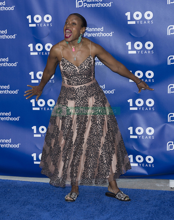May 2, 2017 - New York, United States - Tracey Reese attends the Planned Parenthood 100th Anniversary Gala at Pier 36 (Credit Image: © Lev Radin/Pacific Press via ZUMA Wire)
