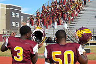 WILBERFORCE, Ohio – The Central State Marauders jumped ahead 14-0 and hung on late to defeat the Edward Waters Tigers, 28-21