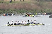 Putney. London,  2015  Head of the River Race. Championship Course Putney to Mortlake.  ENGLAND. <br /> <br /> Sunday   29/03/2015<br /> <br /> [Mandatory Credit; Intersport-images]