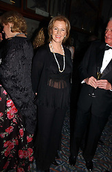 PRINCESS ANNI-FRID REUS VON PLAUEN she was Frida from pop group ABBA  at a gala dinner in the presence of HM Quenn Silvia of Sweden and HM Queen Noor of Jordan in aid of the charity Mentor held at the Natural History Museum, Cromwell Road, London on 23rd May 2006.<br />
