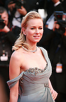 Naomi Watts at the the How to Train Your Dragon 2 gala screening red carpet at the 67th Cannes Film Festival France. Friday 16th May 2014 in Cannes Film Festival, France.
