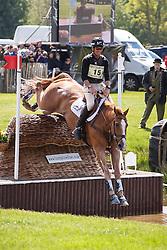 Nicholson Andrew, (NZL), Nereo<br /> Cross Country<br /> Mitsubishi Motors Badminton Horse Trials - Badminton 2015<br /> © Hippo Foto - Libby Law<br /> 09/05/15