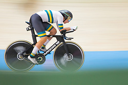 March 2, 2019 - Pruszkow, Poland - Ashlee Ankudinoff (AUS) competes on day four of the UCI Track Cycling World Championships held in the BGZ BNP Paribas Velodrome Arena on March 02 2019 in Pruszkow, Poland. (Credit Image: © Foto Olimpik/NurPhoto via ZUMA Press)
