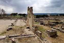 Parco Archeologico di Egnazia; Basilica Civile