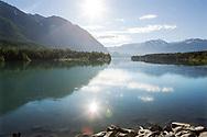 Kenai Lake at Cooper Landing, Alaska, USA<br /> <br /> Photographer: Christina Sjögren<br /> <br /> Copyright 2019, All Rights Reserved