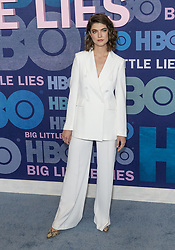 May 29, 2019 - New York, New York, United States - Nelly Buchet attends HBO Big Little Lies Season 2 Premiere at Jazz at Lincoln Center  (Credit Image: © Lev Radin/Pacific Press via ZUMA Wire)