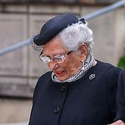 LUX/Luxemburg/20190504 -  Funeral<br /> of HRH Grand Duke Jean, Uitvaart Groothertog Jean, prinses Astrid