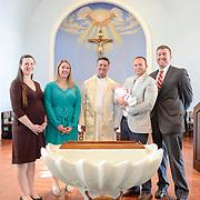 Owen Grubbs Baptismal 2015