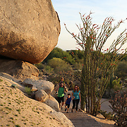 Photographed on location at Boulders Resort and Spa located in Carefree, AZ.