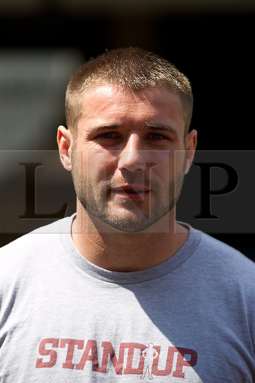 © licensed to London News Pictures. London, UK 02/07/2011. International rugby star and gay icon, Ben Cohen, at London Pride. Hundreds of thousands of people turn out to watch the annual London Pride parade. Please see special instructions for usage rates. Photo credit should read Joel Goodman/LNP