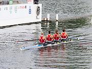 Henley Royal Regatta, Henley on Thames, Oxfordshire, 28 June - 2 July 2017.  Saturday  11:38:21   01/07/2017  [Mandatory Credit/Intersport Images]<br /> <br /> Rowing, Henley Reach, Henley Royal Regatta.<br /> <br /> The Princess Grace Challenge Cup<br />  Hollandia Roeiclub, Netherlands