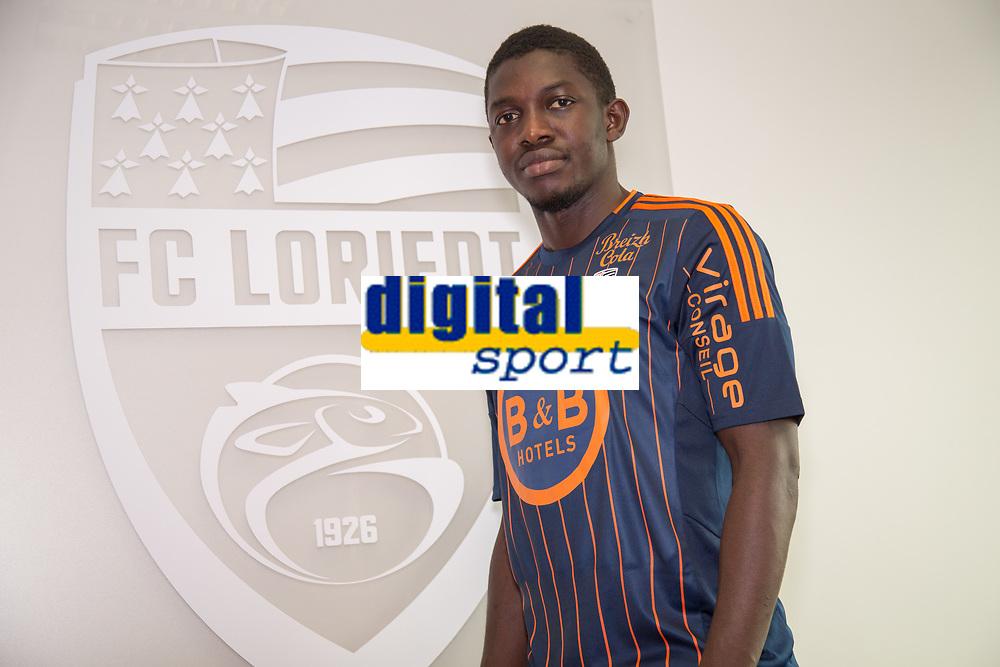 Signature de Moryke Fofana (Lilleström) au FC Lorient